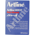Artline MARKER MEDIUM POINT WHITE 400