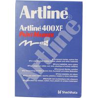 Artline MARKER MEDIUM POINT WHITE 400