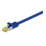 Microconnect 1m Cat7 networking cable S/FTP (S-STP) Blue