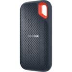 Sandisk Extreme 1000GB Grey, Orange
