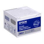 Epson C13S050651 (0651) Toner black, 2K pages