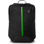 HP Pavilion Gaming 500 backpack Black/Green