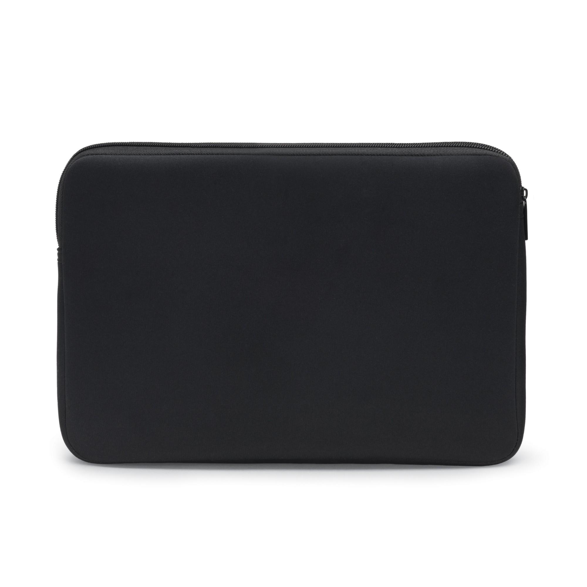 "Dicota Perfect Skin 15-15.6 39.6 cm (15.6"") Sleeve case Black"