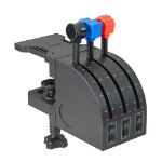 Logitech G G Saitek PRO Flight Throttle Quadrant USB Joystick
