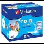 Verbatim CD-R InkJet CD-R 700MB 10pc(s)