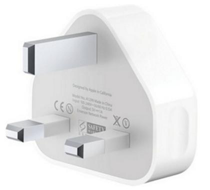 CoreParts MSPP2511/UK power plug adapter Type D (UK) White