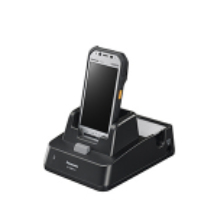 Panasonic FZ-VEBN111E - Charging cradle / battery charger + AC power adapter - United Kingdom - for