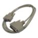 Lantronix 500-163-R cable de serie Gris 1,8 m DB-25 DB-9