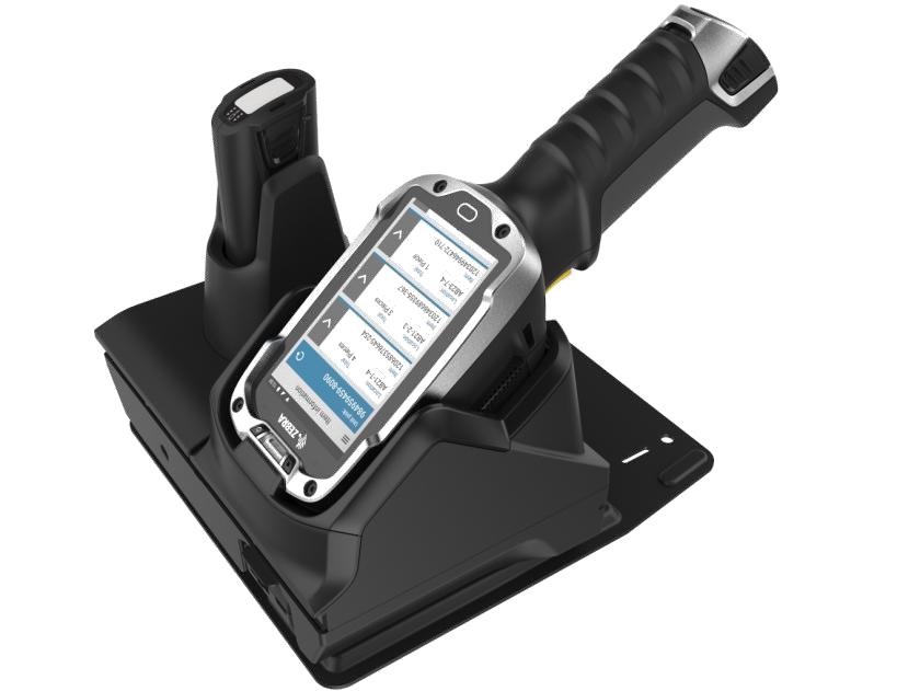 ZEBRA charging/transmitter cradle, USB