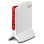 AVM 20002843 FRITZ!Box 6820 International draadloze router Single-band (2.4 GHz) Gigabit Ethernet 3G 4G Wit