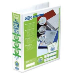 Elba 400008433 ring binder A4 White