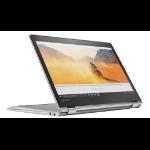 "Lenovo Yoga 710-11ISK Silver Hybrid (2-in-1) 29.5 cm (11.6"") 1920 x 1080 pixels Touchscreen Intel® Core™ M 8 GB LPDDR3-SDRAM 128 GB SSD Windows 10 Home"