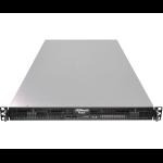 Asrock 1U12LX-14S server barebone Intel® C224 LGA 1150 (Socket H3) 1U Black,Metallic