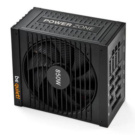 be quiet! Be Quiet! 850W Power Zone PSU, Fully Modular, Fluid Dynamic Fan, 80+ Bronze, SLI/XFire, Co
