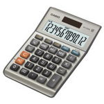 Casio MS-120BM Desktop Basic calculator