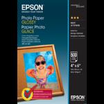 Epson Photo Paper Glossy - 10x15cm - 500 Vellen