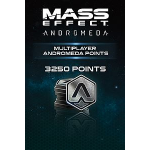 Microsoft 3250 Mass Effect: Andromeda Points, Xbox One