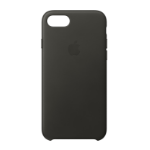 "Apple MQHC2ZM/A 4.7"" Skin case Charcoal, Grey mobile phone case"