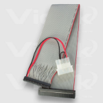 Videk IDC 40F + Power to IDC 44F IDE to 2.5 inch Convertor 30cm