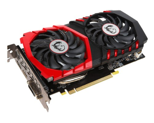 MSI GeForce GTX 1050 Gaming X 2G 2 GB GDDR5
