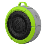 Scosche BTBBTSGY Mono portable speaker 3W Black,Green,Grey