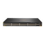 Hewlett Packard Enterprise Aruba 6300M Managed L3 Gigabit Ethernet (10/100/1000) Grey 1U Power over Ethernet (PoE)
