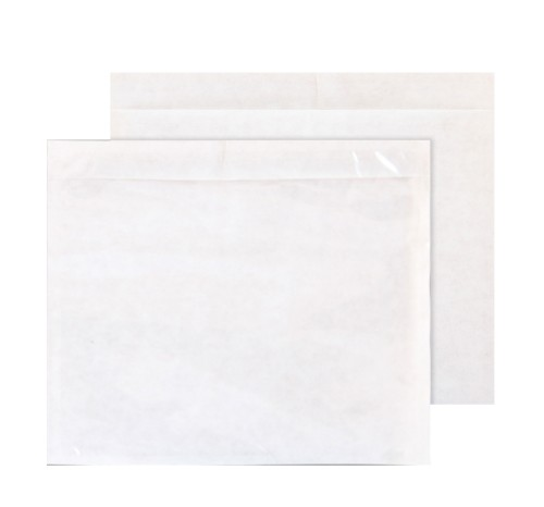 Blake Purely Packaging Plain Document Enclosed Wallet A7 123x111mm (Boxed 1000)