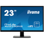 "iiyama ProLite XU2390HS LED display 58.4 cm (23"") Full HD Flat Black"