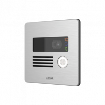 Axis I8016-LVE video intercom system 5 MP Black