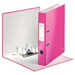 Leitz 180° WOW ring binder A4 Pink