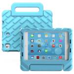 Gumdrop Cases FoamTech for iPad Mini 5 2019 Case BLUE (1,2,3,4) - Designed for: Apple iPad Mini 1, 2, 3, 4, 5  (A1