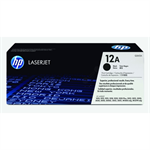 HP Q2612A (12A) Toner black, 2K pages