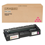 Ricoh 407718 Toner magenta, 6K pages
