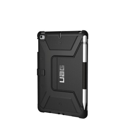 "Urban Armor Gear 121616114040 tablet case 20.1 cm (7.9"") Cover Black"