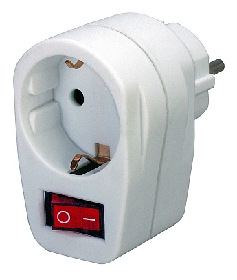 BRENNENSTUHL 1508070 OUTLET BOX WHITE
