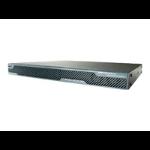 Cisco ASA5510-SSL250-K9 1U 300Mbit/s hardware firewall