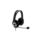 Microsoft LifeChat LX-3000 headset Head-band Binaural Black