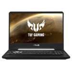 "ASUS TUF Gaming FX505DY-AL007T Black Notebook 39.6 cm (15.6"") 1920 x 1080 pixels 2.1 GHz AMD Ryzen 5 3550H"