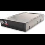 "CRU DataPort 25 SAS 6G HDD/SSD enclosure 2.5"" Black"