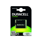 Duracell Camera Battery - replaces GoPro Hero 4 Battery