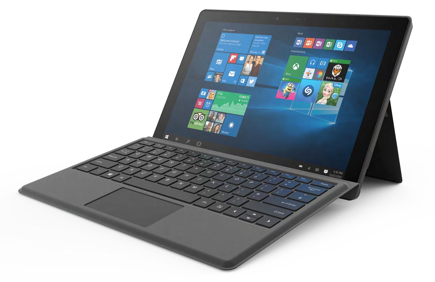Linx 12.2 INCH Versare Tablet (2GB  32GB) with Keyboard