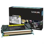 Lexmark C748H1YG Toner yellow, 10K pages