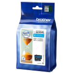 Brother LC-3235XLC Ink cartridge cyan, 5K pages LC3235XLC