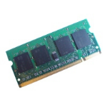 Hypertec 1 GB, SO DIMM 200-pin, DDR II (Legacy) memory module
