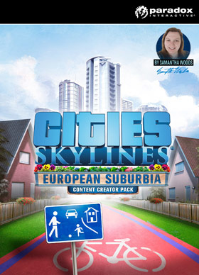 Nexway Cities: Skylines - Content Creator Pack: European Suburbia Video game downloadable content (DLC) PC/Mac/Linux Español