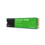 Western Digital Green WDS200T3G0C internal solid state drive M.2 2000 GB PCI Express QLC NVMe