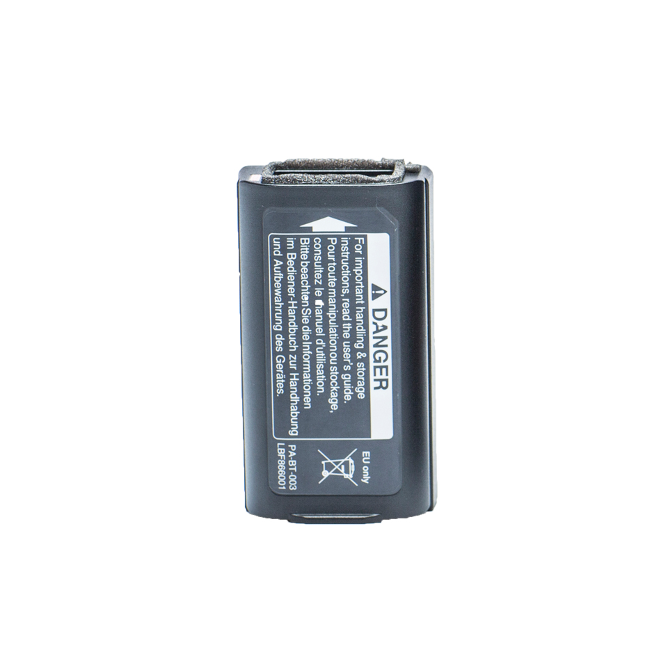 Battery Li-ion (pabt003)