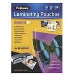 Fellowes 53022 100, 1pc(s) laminator pouch