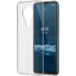 "Nokia Clear mobile phone case 16.6 cm (6.55"") Cover Transparent"