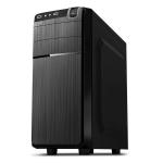 Acteck AC-05008 Torre 500W Negro gabinete de computadora